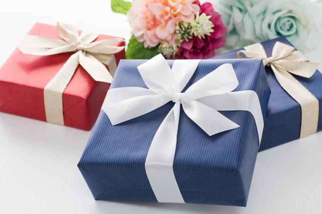 プレゼントボックス