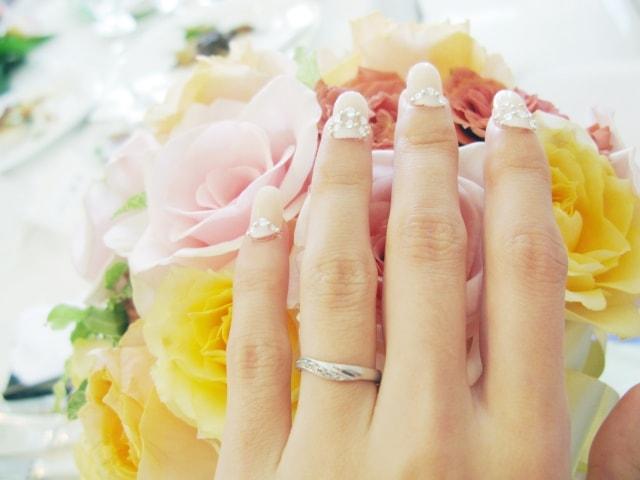 左手にはめる指輪の意味
