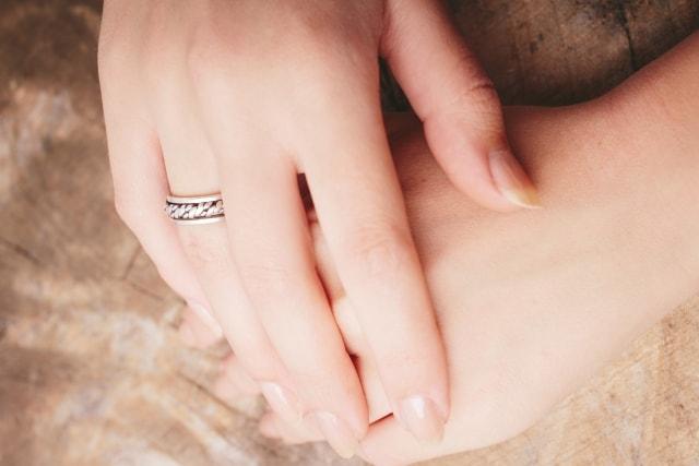右手の指輪の意味