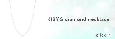 K18YGステーションネックレス_TO